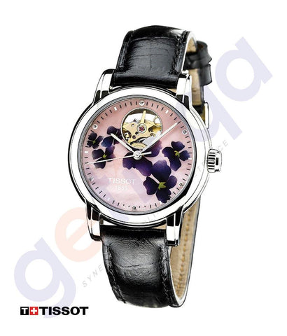 WATCHES - TISSOT LADY HEART FLOWER POWER WOMEN'S WATCH -T0502071610600