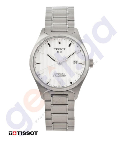 WATCHES - TISSOT T-TEMPO COSC CHRONOMETER MENS WATCH  - T0604081103100