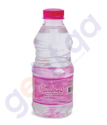 BUY BEST PRICED BAMBINO BABY WATER 330ML ONLINE IN QATAR