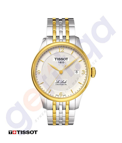 WATHCES - TISSOT LE LOCLE AUTOMATIC COSC MENS WATCH  - T0064082203700