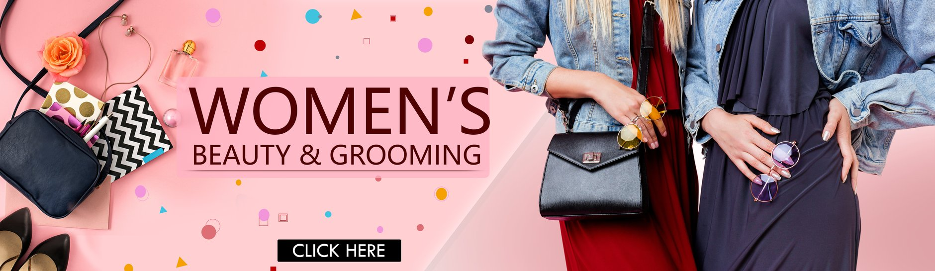 Get Women's beauty and grooming products at low and attractive prices right at your doorstep only at Getit.qa  | Free cash- card on delivery