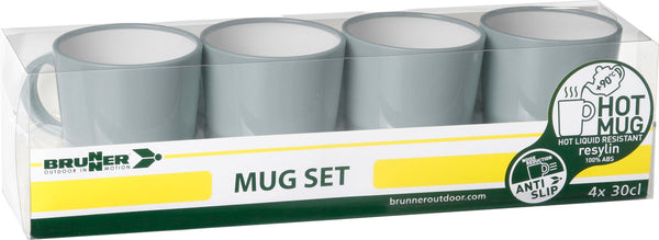 BRUNNER Mug Set Deep Sea