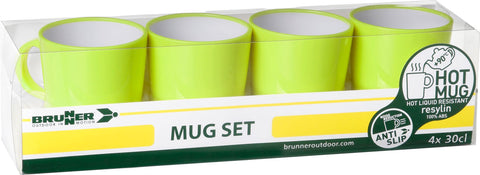 BRUNNER Mug Set Space