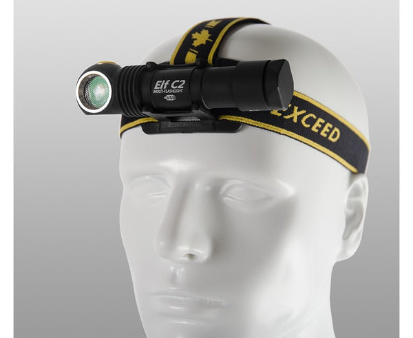 ARMYTEK Elf C2 USB Whitelight