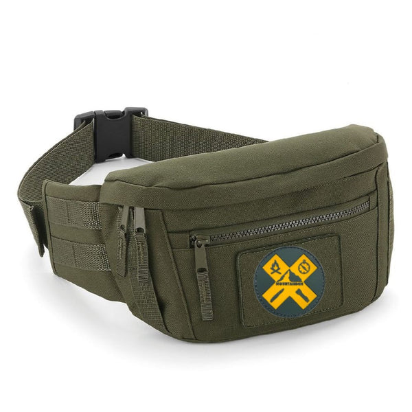 PARATUS Patch Pouch Green