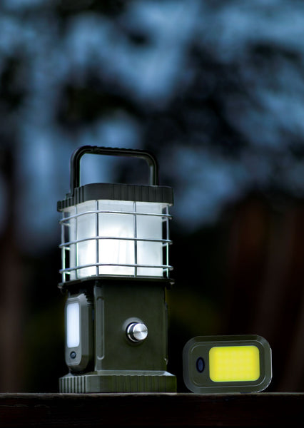 WILD LAND Quad Lamp