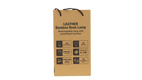 WILD LAND Bamboo Light