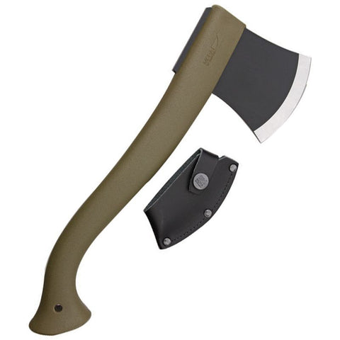 MORA Outdoor Axt Military Green