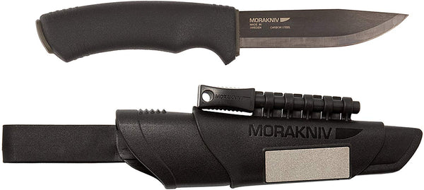 MORA Bushcraft Survival Black Carbon
