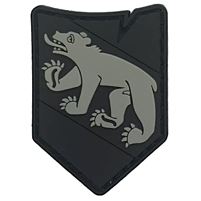 "Patch ""Tactical-Bern"" Kanton"
