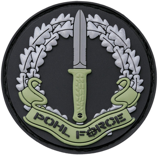 "Patch ""Romeo"" Pohl Force"
