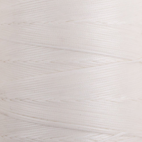 RITZA 25 Tiger Thread White 10m