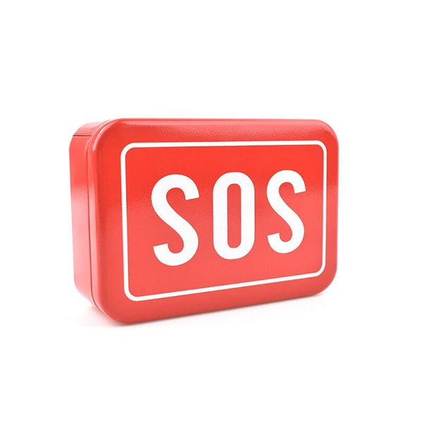 "Box Survivalkit ""SOS"""