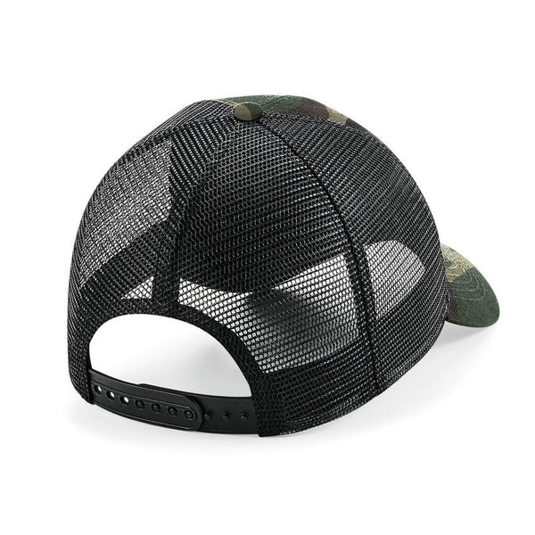 PARATUS Patch Cap Jungle Camo