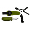 MORA Eldris Neck Knife Green (Feuerstarter-Kit)