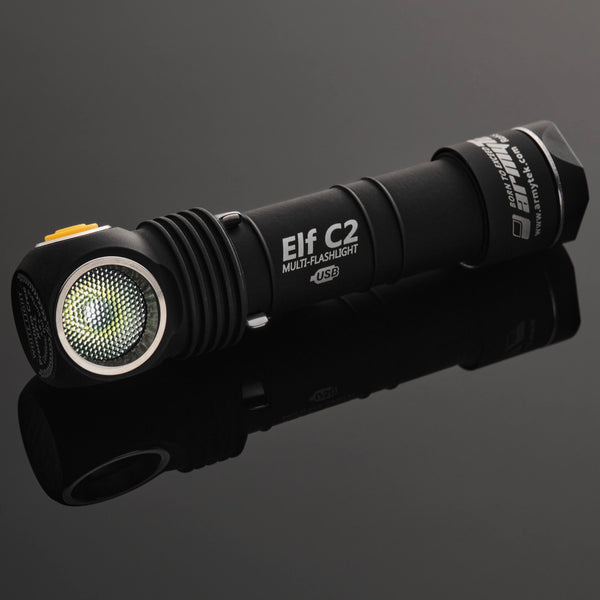 ARMYTEK Elf C2 USB Warmlight
