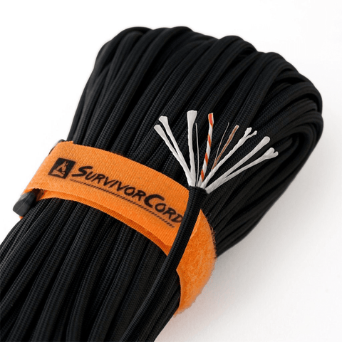 TITAN «SurvivorCord» Black