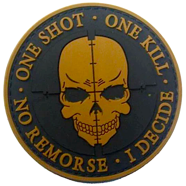 «One Shot» Patch