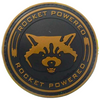«ROCKET Powered» Patch