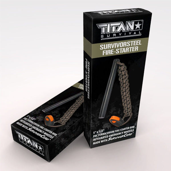 TITAN «Survivor Steel»