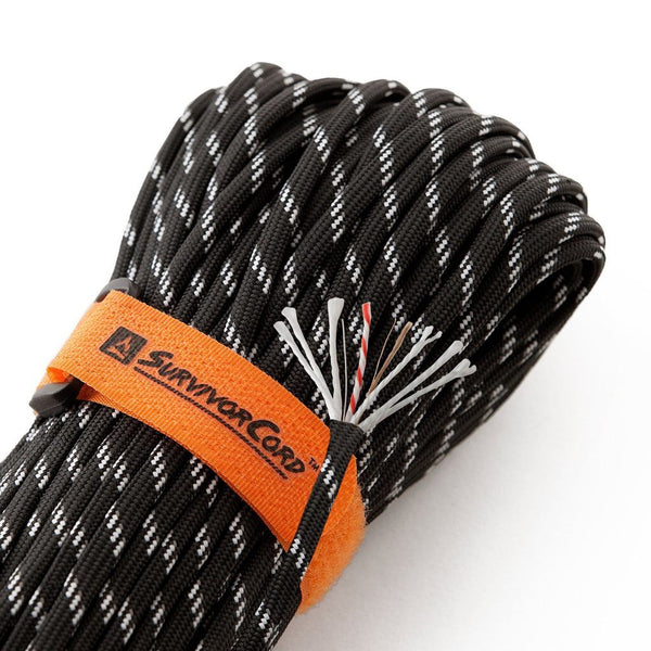 TITAN «SurvivorCord» Reflective-Black