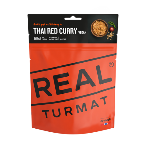 "REAL Turmat ""Thai Red Curry"""