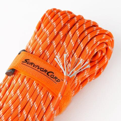 TITAN «SurvivorCord» Reflective-Orange