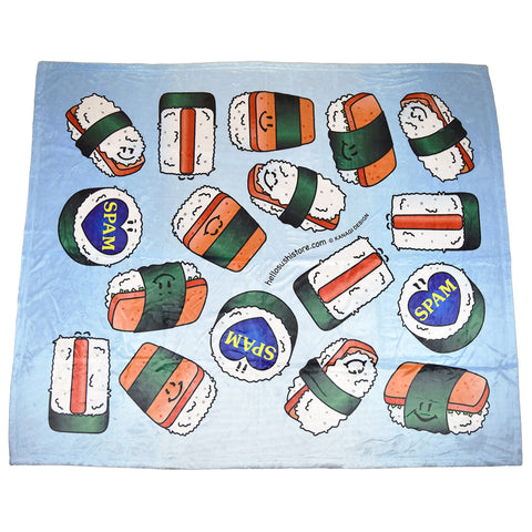 Spam Musubi Blanket by Hello Sushi Store