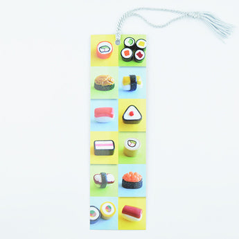 Photo Sushi Bookmark