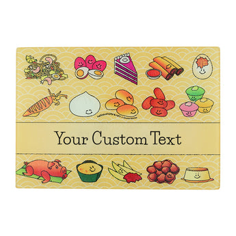 Custom Filipino Cutting Board (Small) - Hello Sushi Store