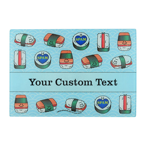 Custom Spam Cutting Board (Small) - Hello Sushi Store