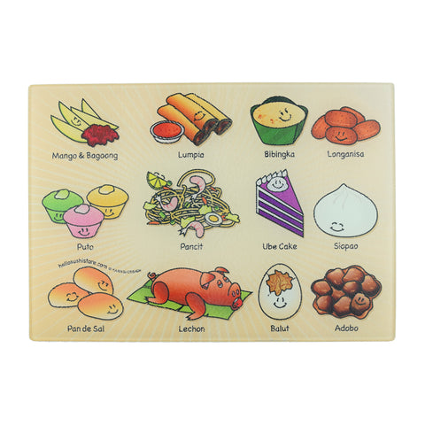 Filipino Cutting Board (Small) - Hello Sushi Store