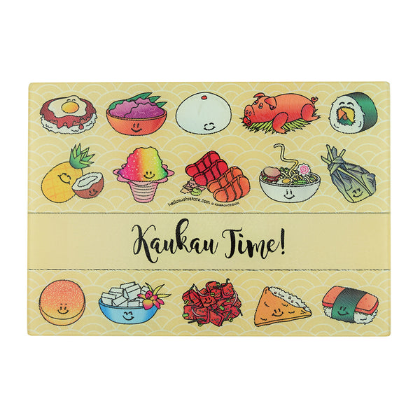 Kaukau Time Cutting Board (Small) - Hello Sushi Store
