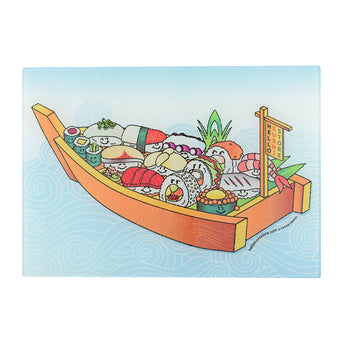 Sushi Boat Cutting Board (Small) - Hello Sushi Store