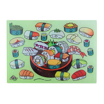 Sushi Dish Cutting Board (Small) - Hello Sushi Store