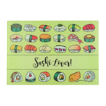 Sushi Lover Cutting Board (Small) - Hello Sushi Store