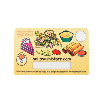 Filipino Gift Card - Hello Sushi Store