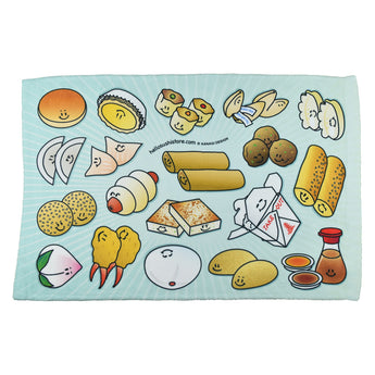 Dim Sum Towel by Hello Sushi Store