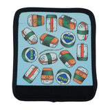 Spam Musubi Luggage Finder by Hello Sushi Store
