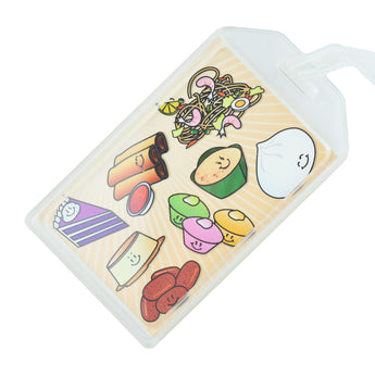 Filipino Luggage Tag - Hello Sushi Store