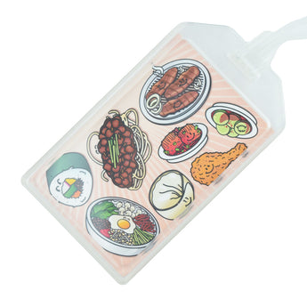 Korean Luggage Tag
