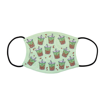 Matcha Boba Face Mask by Hello Sushi Store