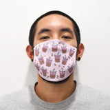 Taro Boba Face Mask by Hello Sushi Store