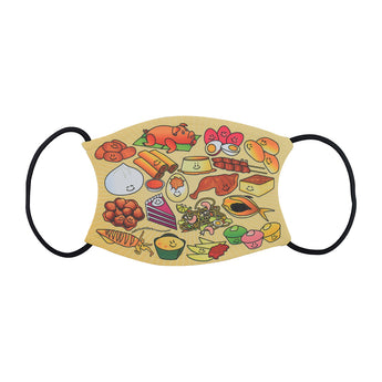 Filipino Face Mask by Hello Sushi Store