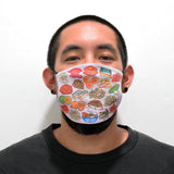 Okinawan Face Mask (Black Filter)