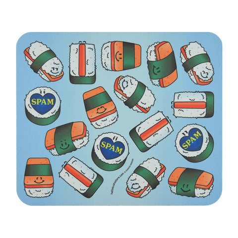 Spam Musubi Mouse Pad by Hello Sushi Store