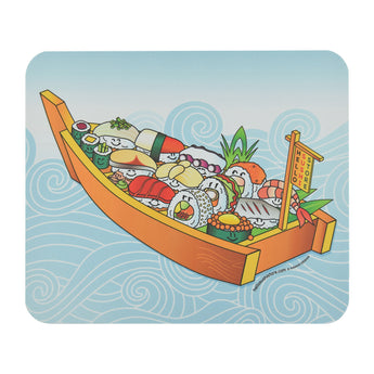 Sushi Mouse Pad by Hello Sushi Store