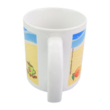 Hawaiian Mug by Hello Sushi Store