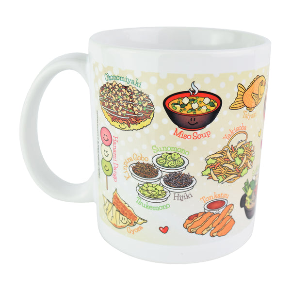 Japanese Mug by Hello Sushi Store