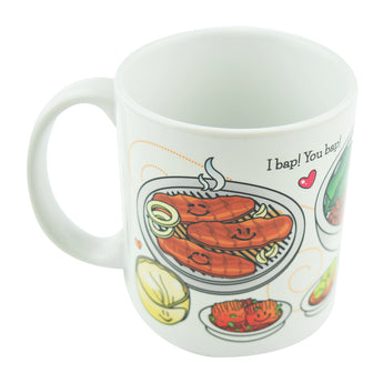 Korean Mug by Hello Sushi Store